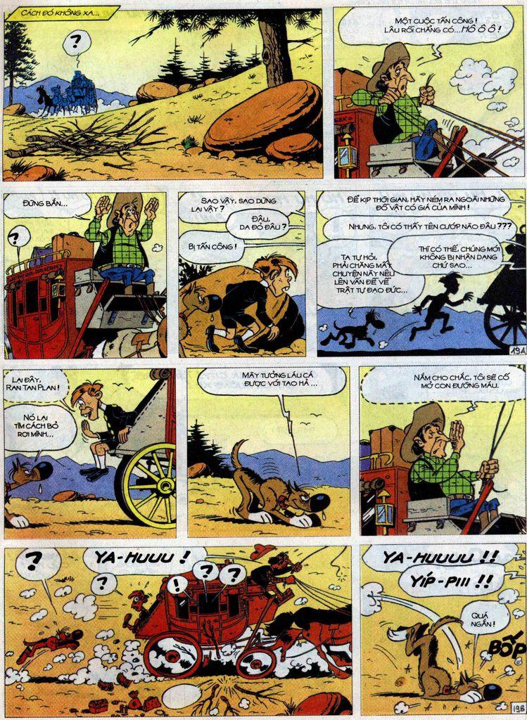 Lucky Luke tập 71 trang 19