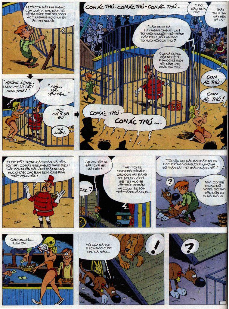 Lucky Luke tập 71 trang 30