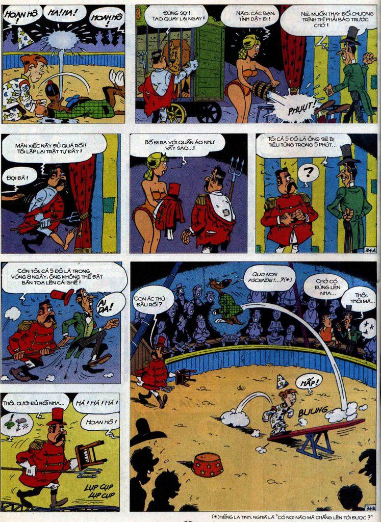 Lucky Luke tập 71 trang 34