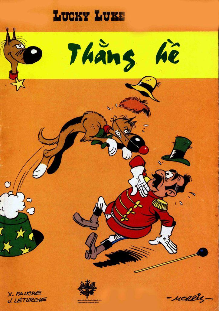 Lucky Luke tập 71 trang 45