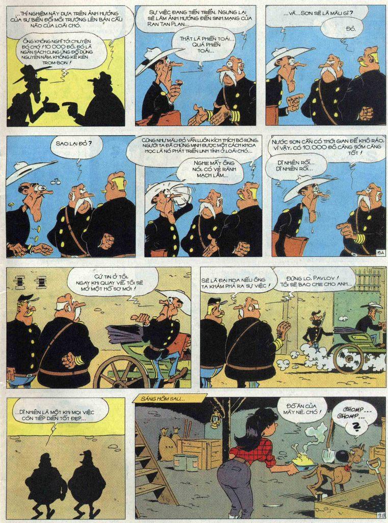 Lucky Luke tập 68 trang 9