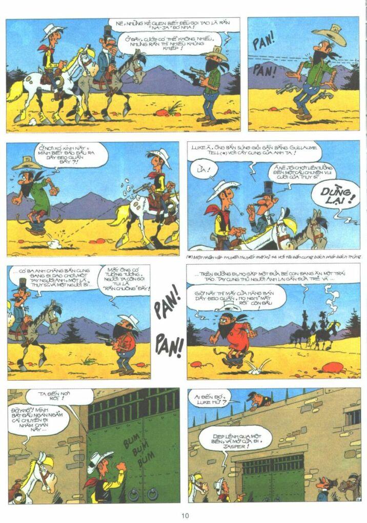Lucky Luke tập 61 trang 8