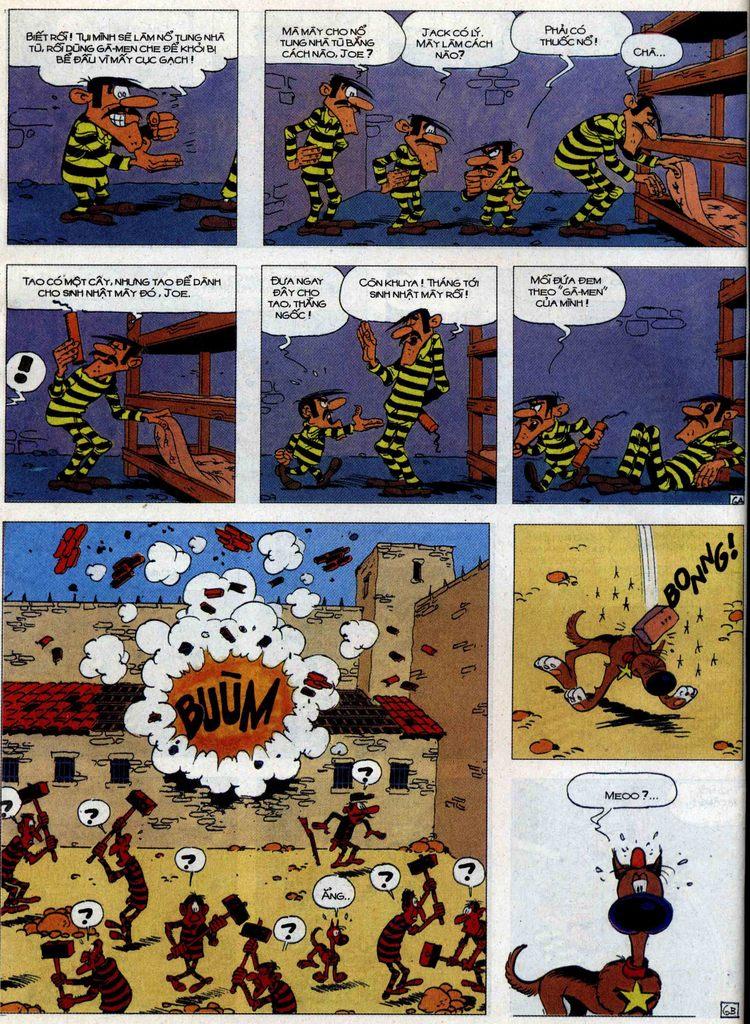 Lucky Luke tập 62 trang 6