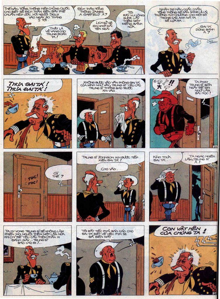Lucky Luke tập 60 trang 2