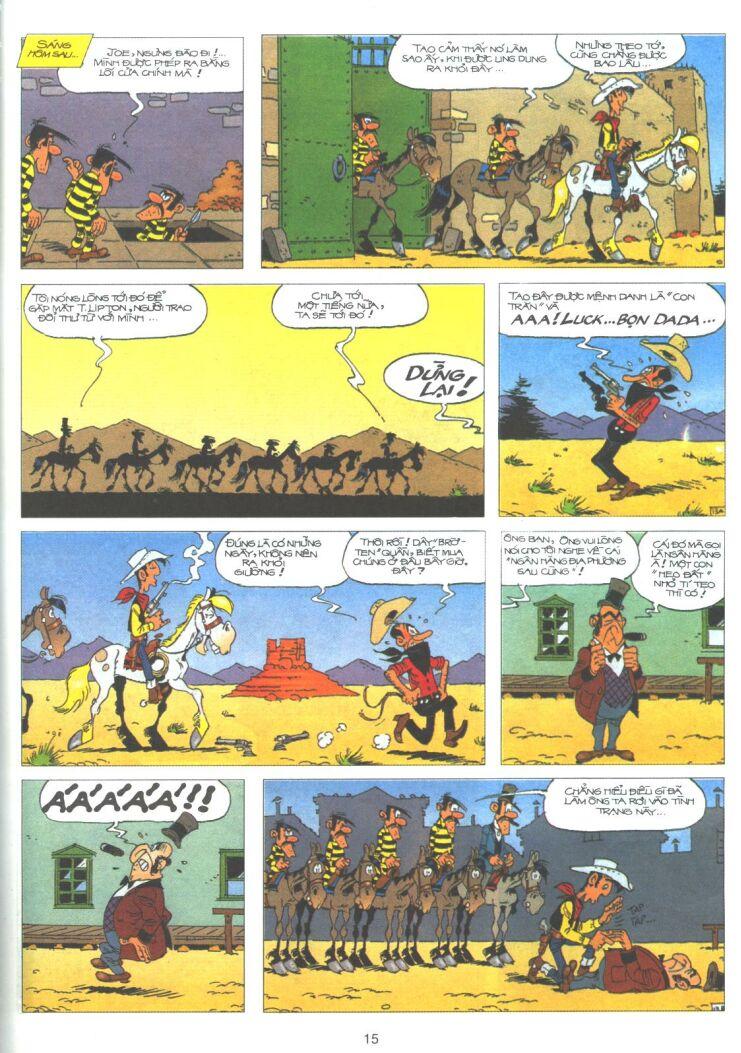 Lucky Luke tập 61 trang 13
