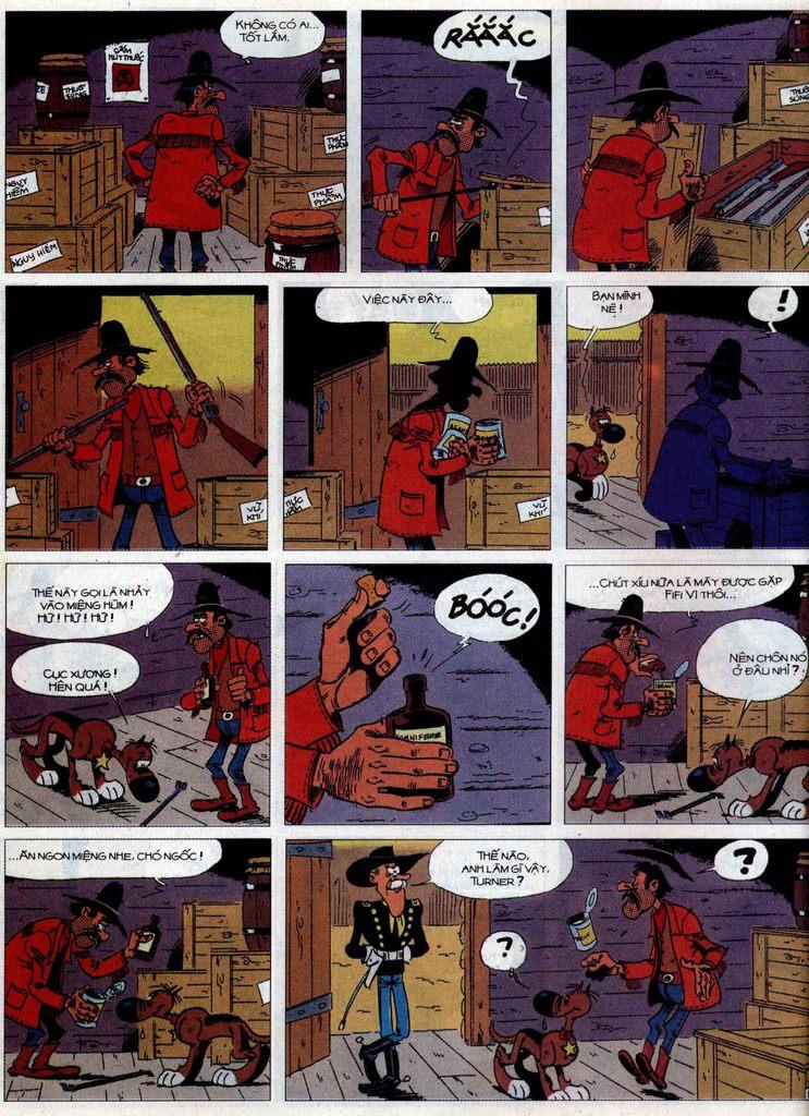 Lucky Luke tập 60 trang 14