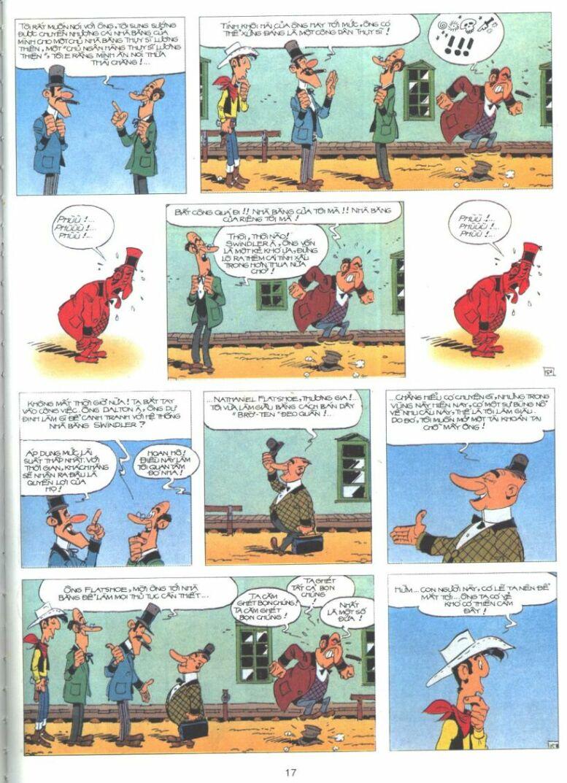Lucky Luke tập 61 trang 15