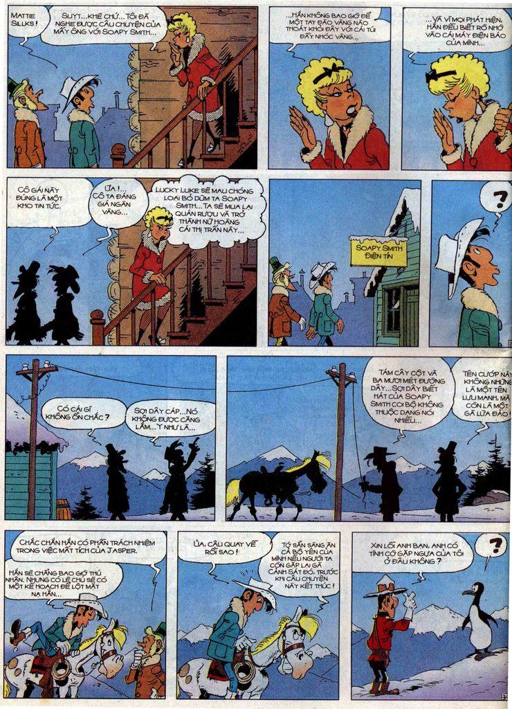 Lucky Luke tập 58 trang 34