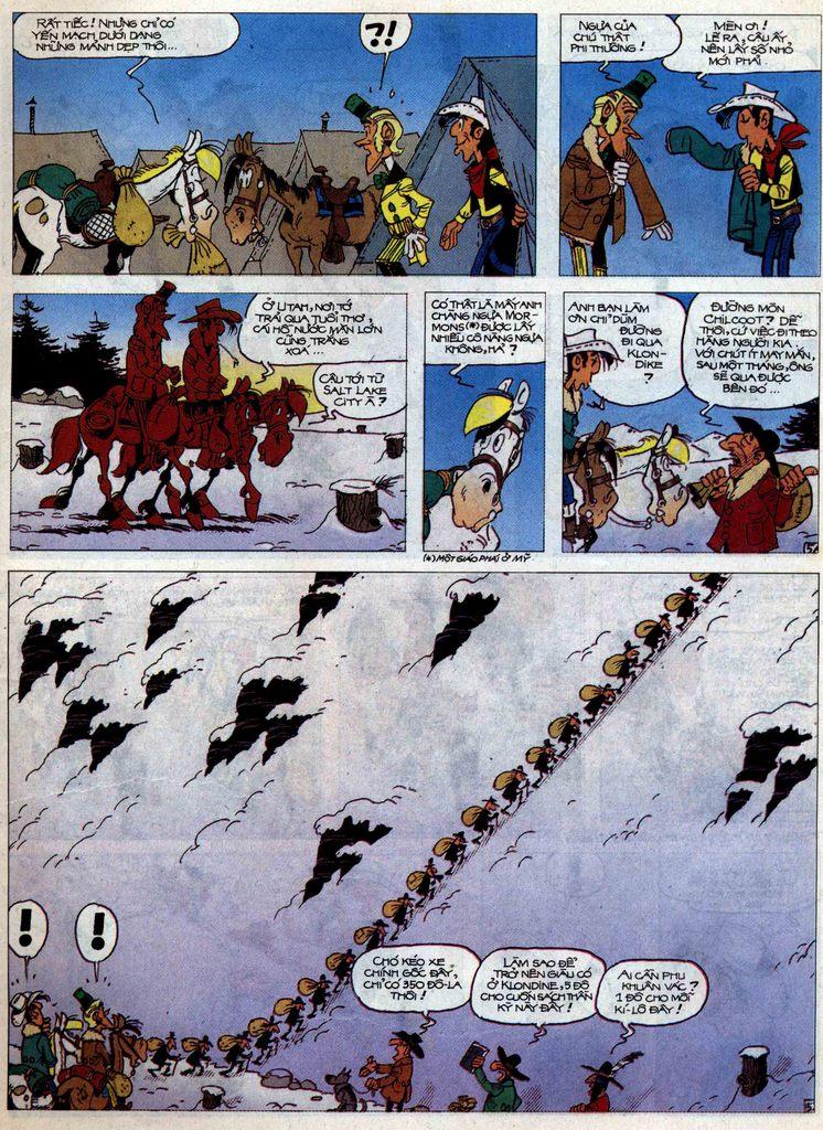 Lucky Luke tập 58 trang 5