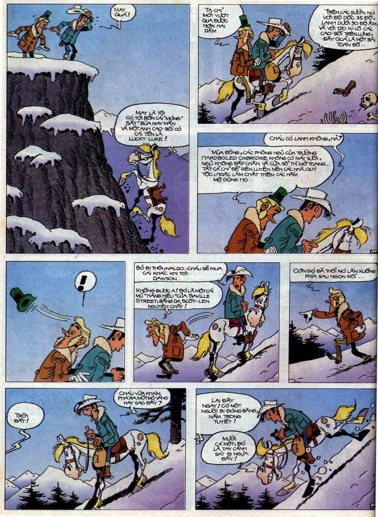 Lucky Luke tập 58 trang 12