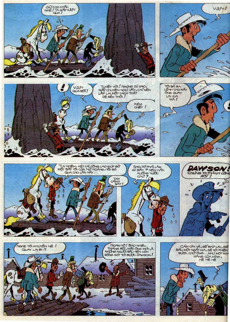 Lucky Luke tập 58 trang 18