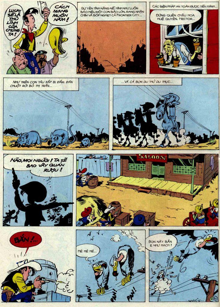 Lucky Luke tập 54 trang 36