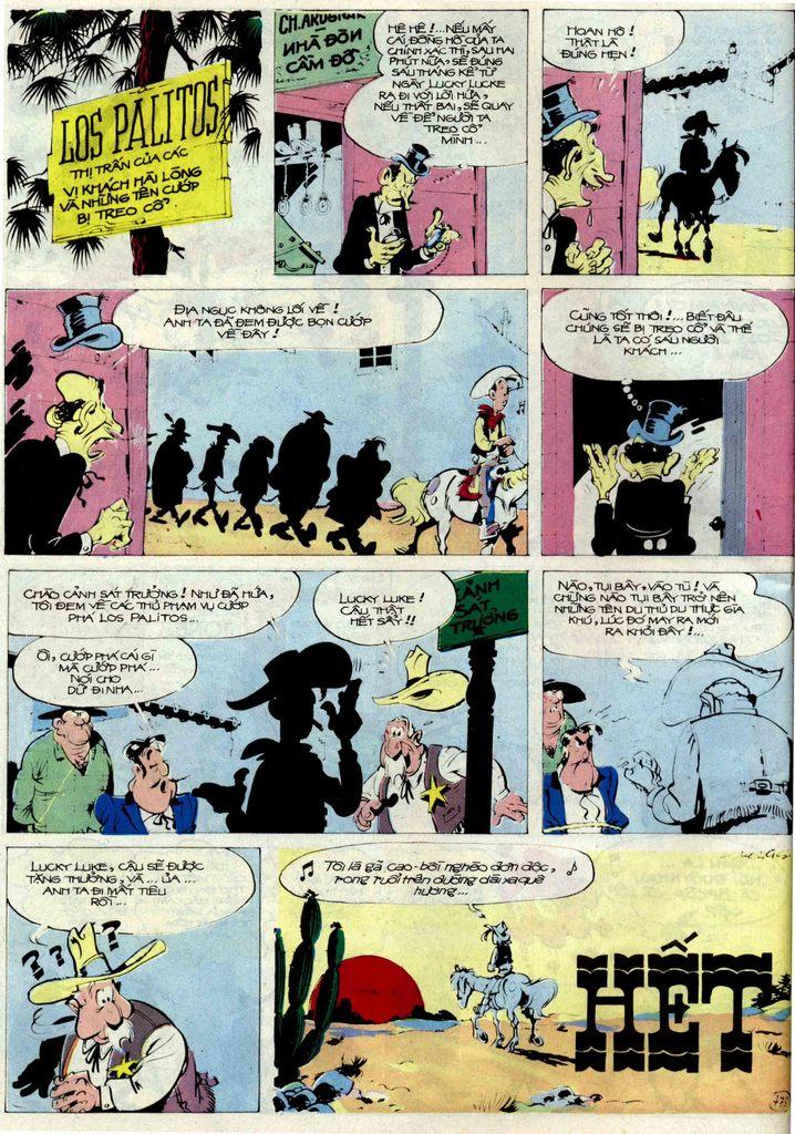 Lucky Luke tập 54 trang 44