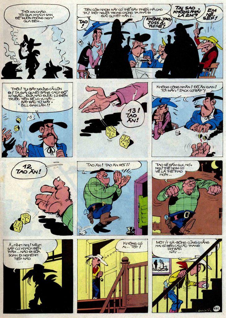 Lucky Luke tập 54 trang 7