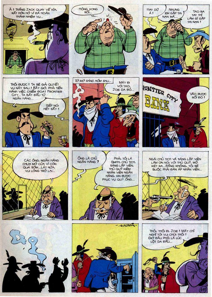 Lucky Luke tập 54 trang 9