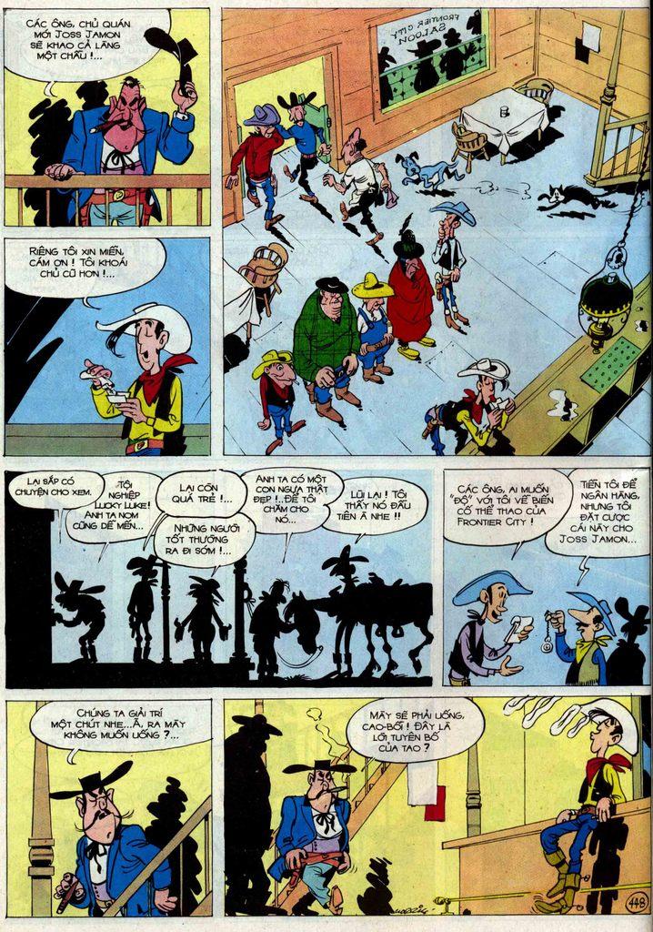 Lucky Luke tập 54 trang 14