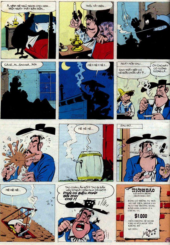Lucky Luke tập 54 trang 22