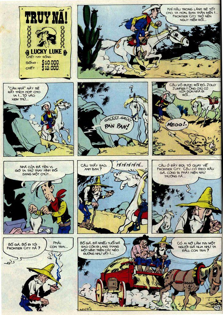 Lucky Luke tập 54 trang 24