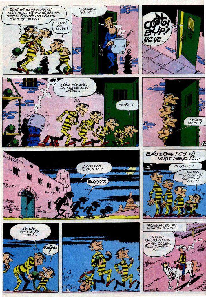 Lucky Luke tập 50 trang 4