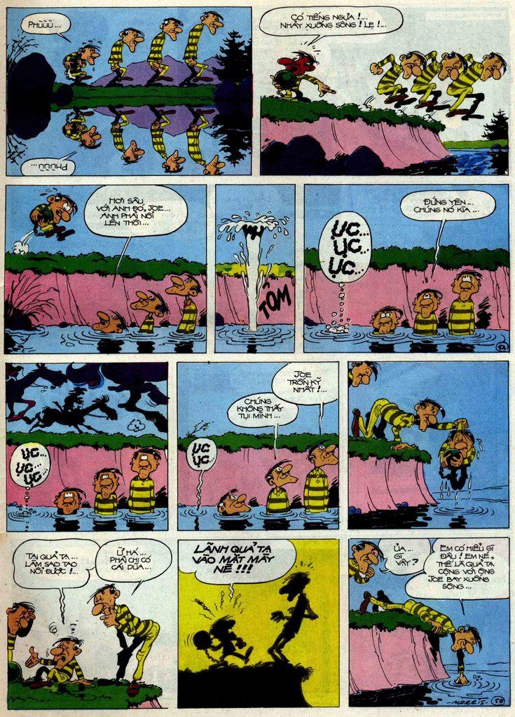 Lucky Luke tập 50 trang 5
