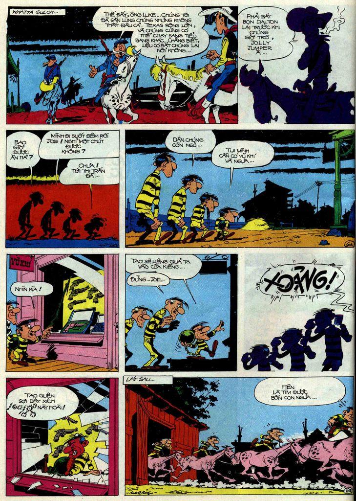 Lucky Luke tập 50 trang 6