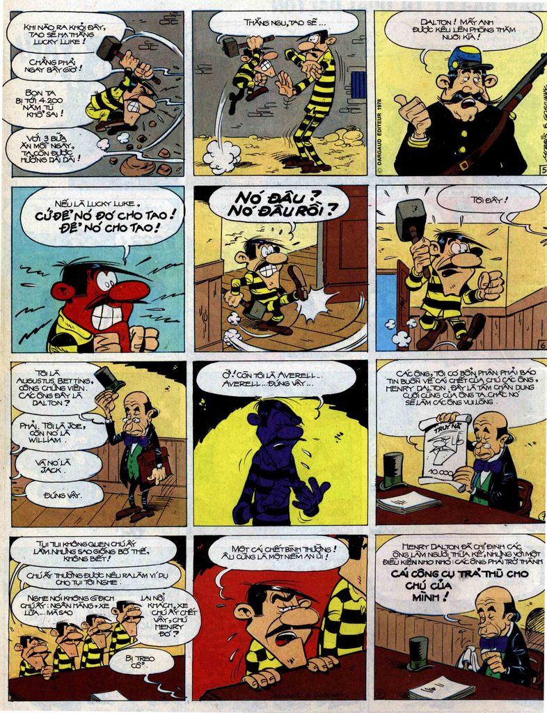 Lucky Luke tập 51 trang 2