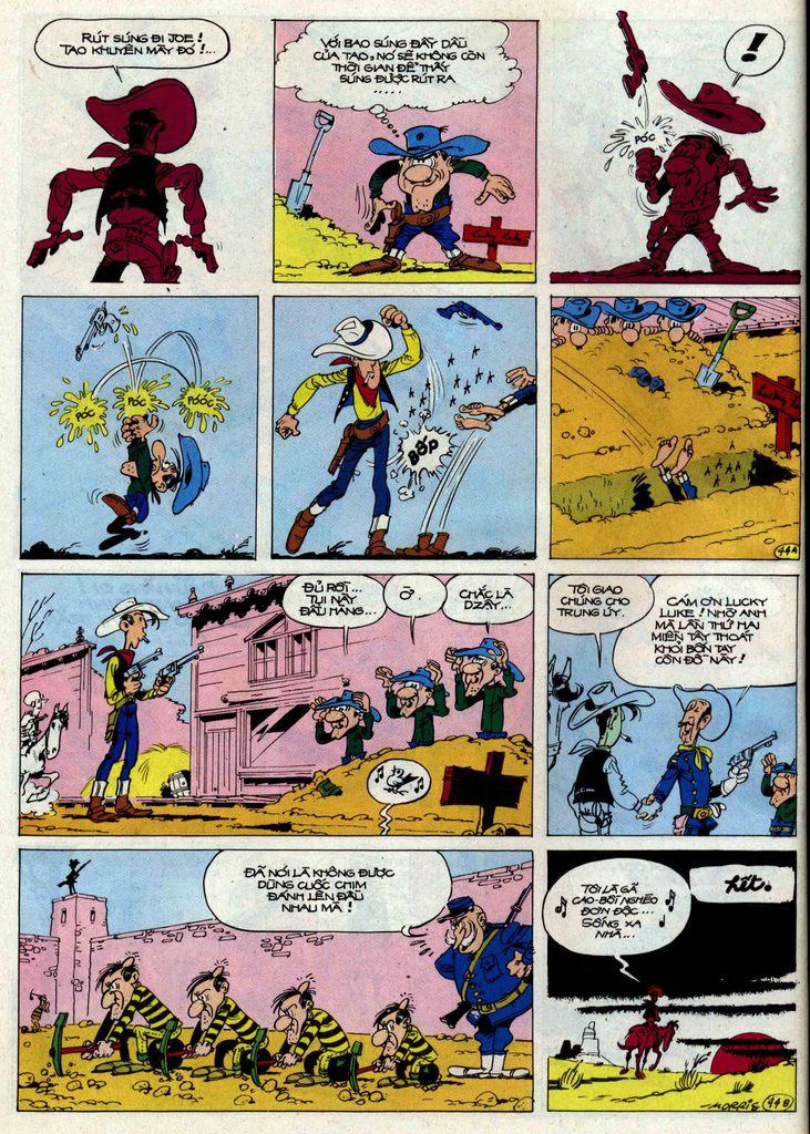 Lucky Luke tập 50 trang 44