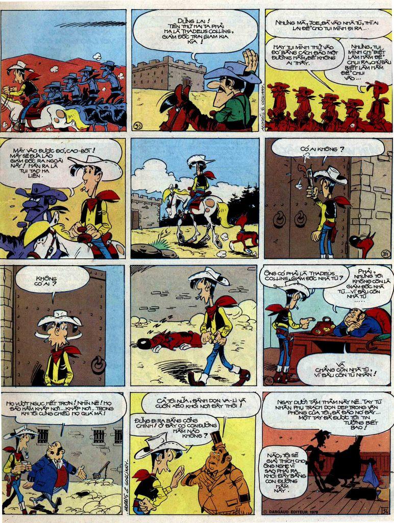 Lucky Luke tập 51 trang 9