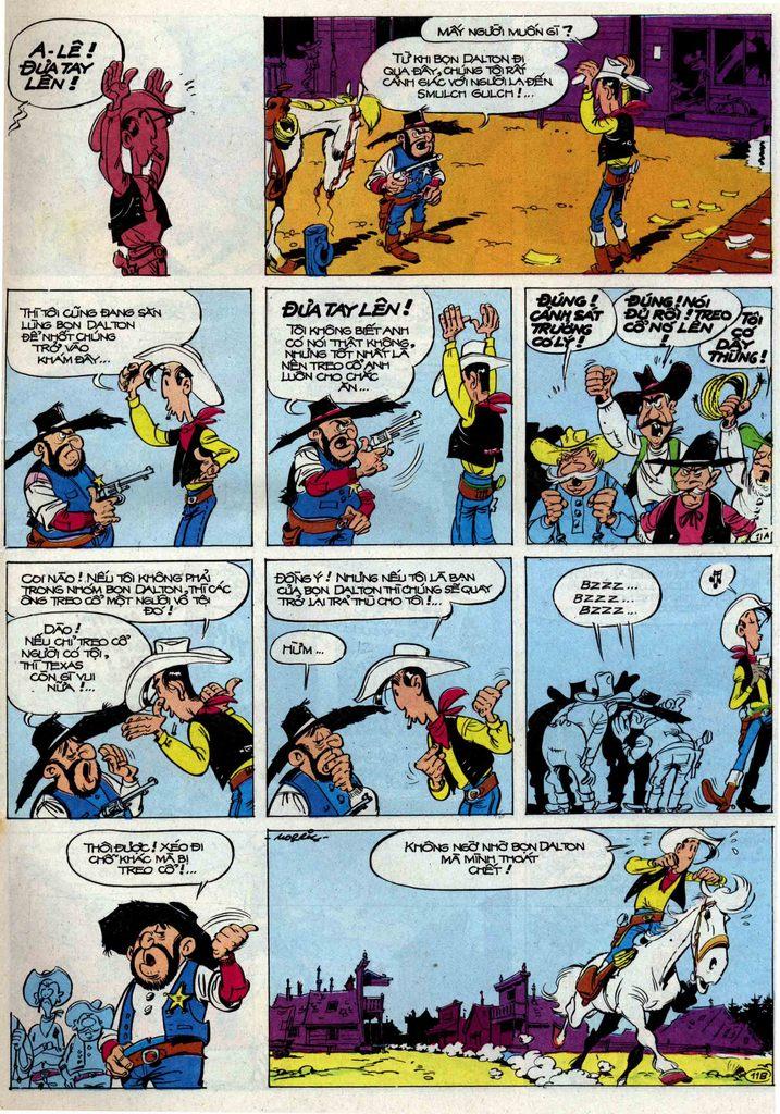 Lucky Luke tập 50 trang 11