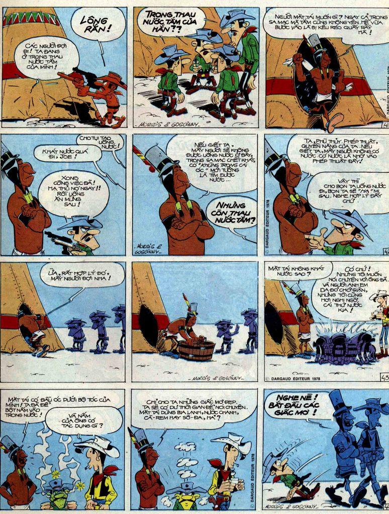 Lucky Luke tập 51 trang 11