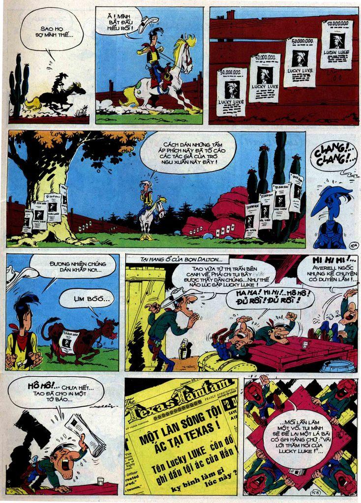 Lucky Luke tập 50 trang 15