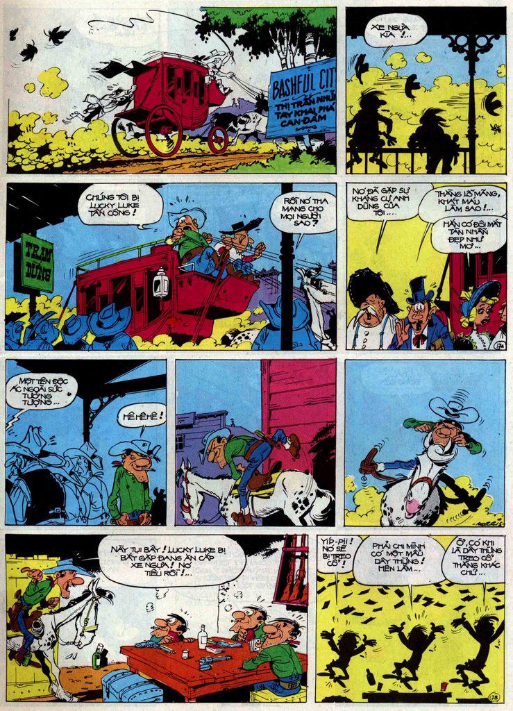 Lucky Luke tập 50 trang 17