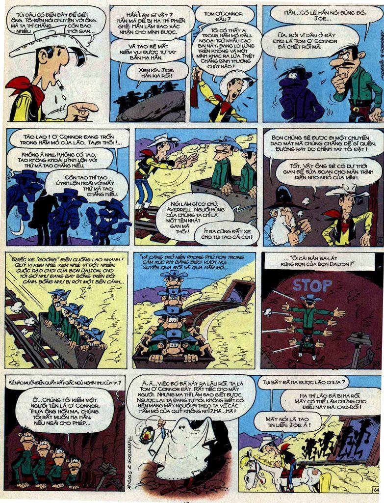 Lucky Luke tập 51 trang 16