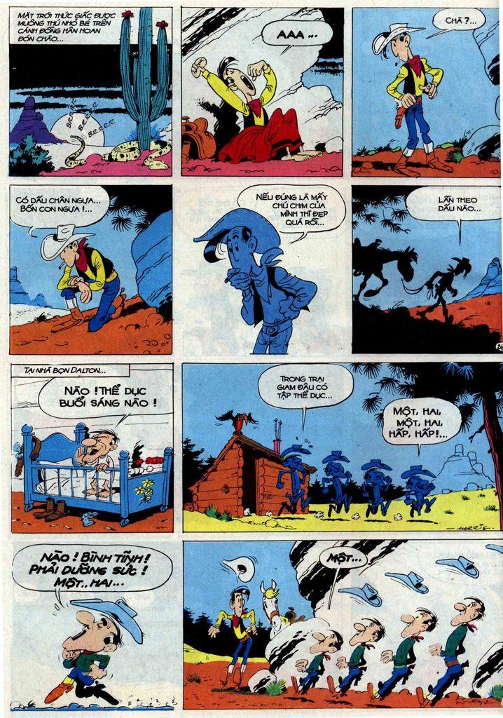 Lucky Luke tập 50 trang 24