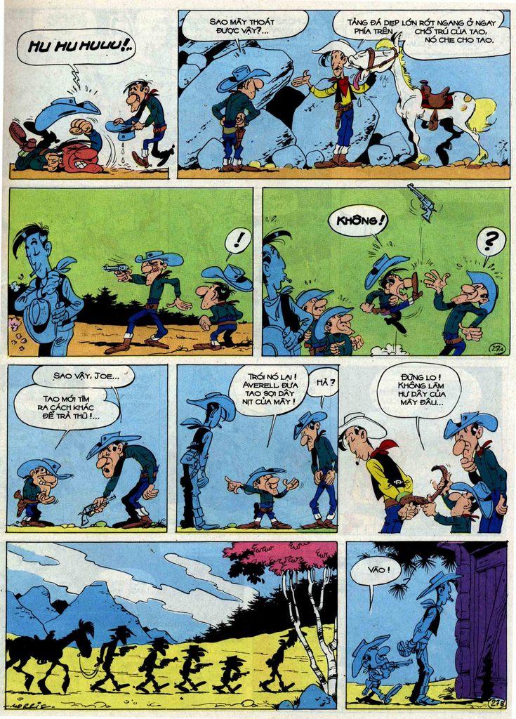 Lucky Luke tập 50 trang 27