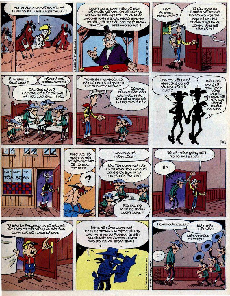 Lucky Luke tập 51 trang 25