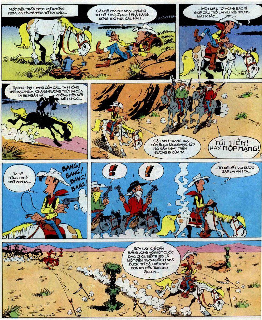 Lucky Luke tập 51 trang 30