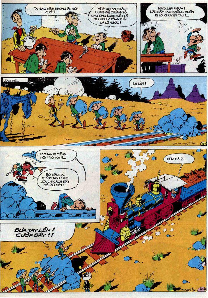 Lucky Luke tập 50 trang 35
