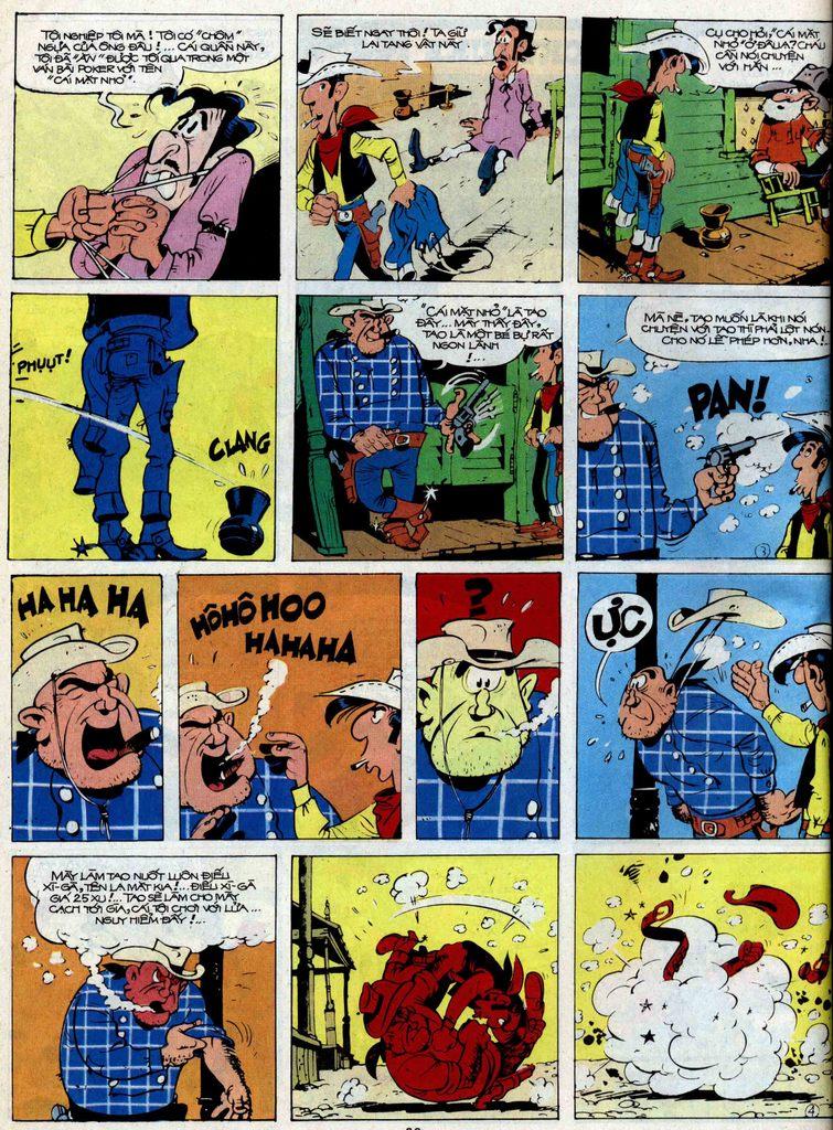 Lucky Luke tập 51 trang 36