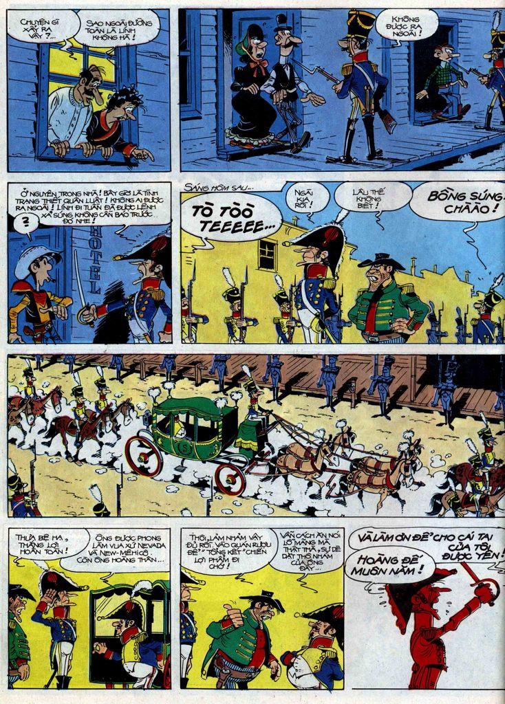 Lucky Luke tập 47 trang 22