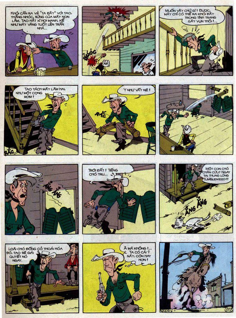 Lucky Luke tập 48 trang 23