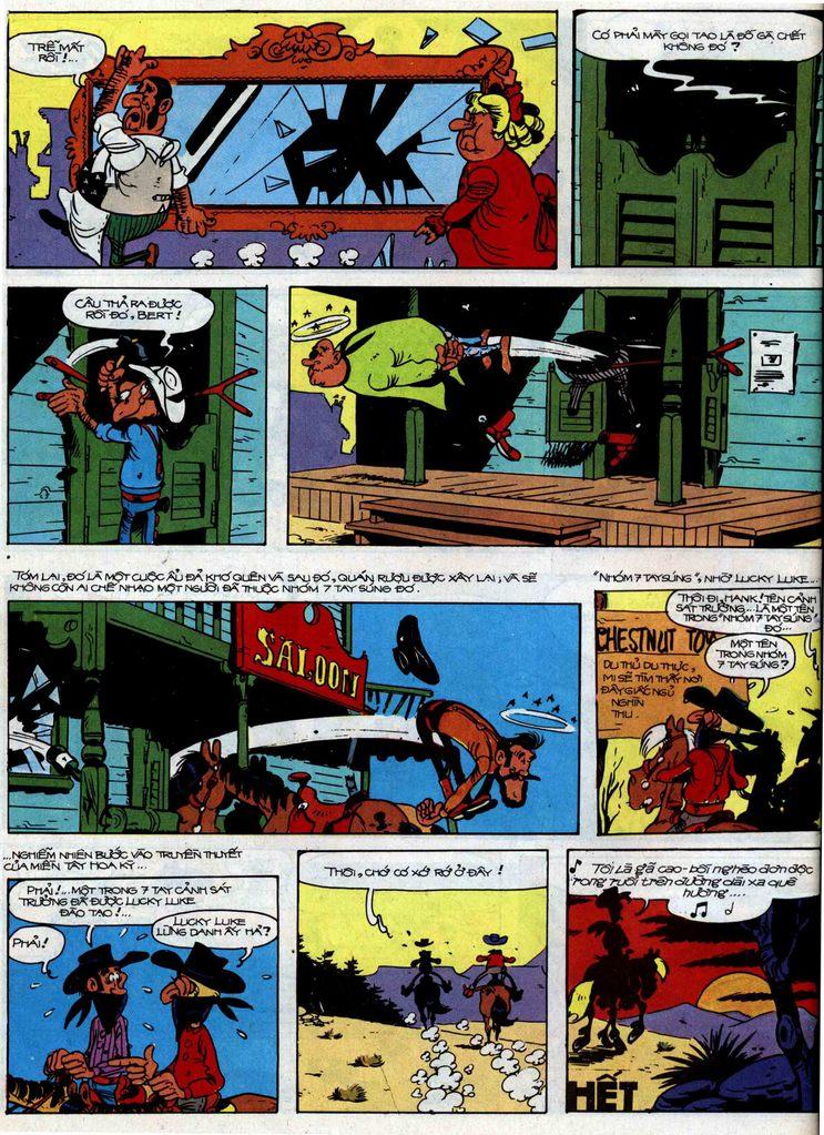 Lucky Luke tập 51 trang 46