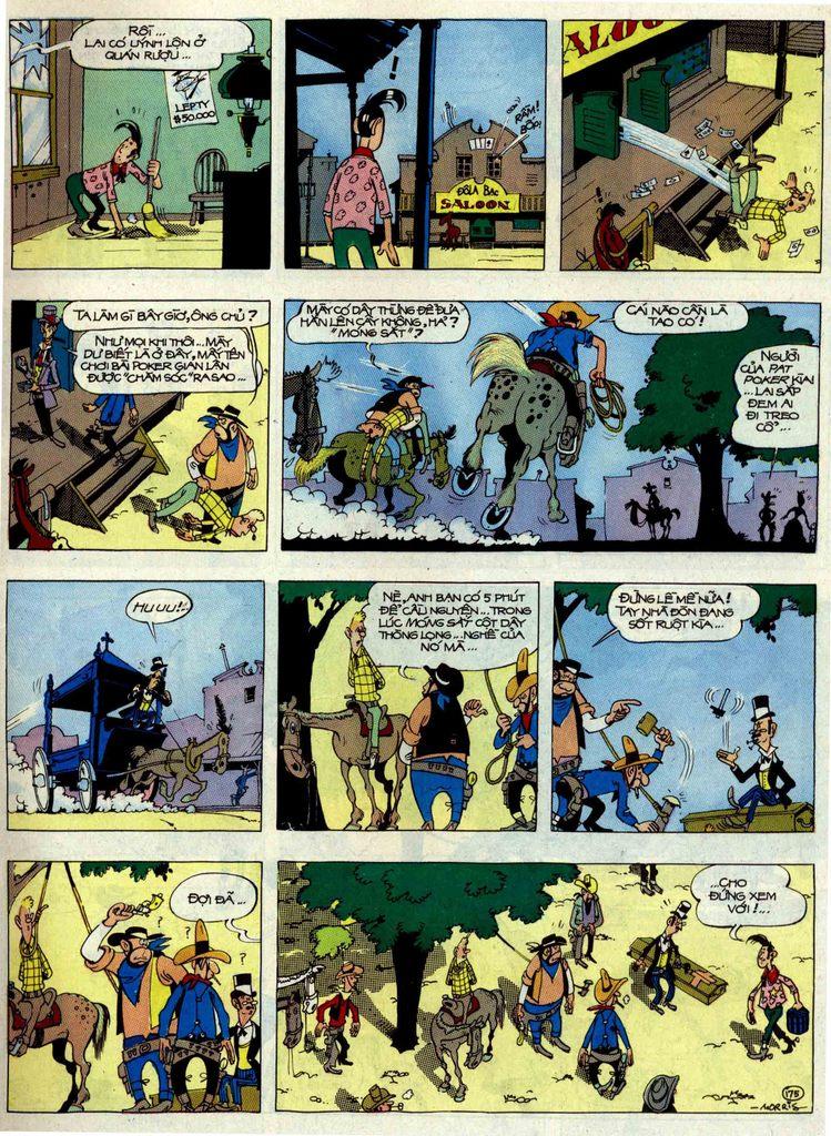 Lucky Luke tập 48 trang 5
