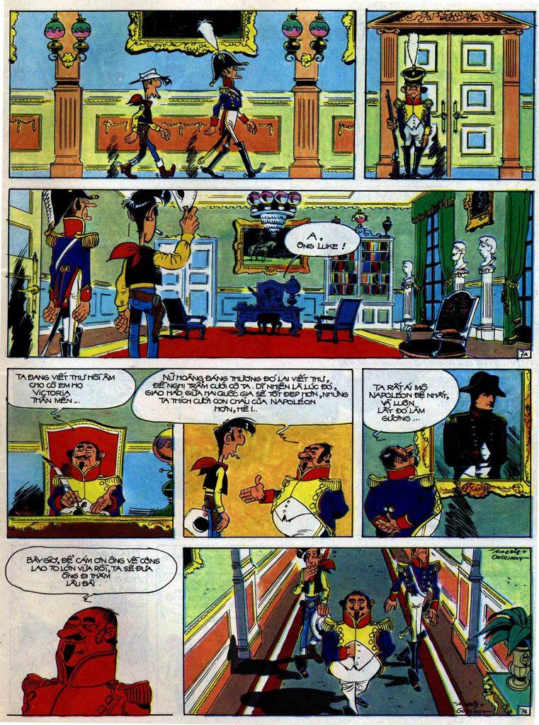 Lucky Luke tập 47 trang 7