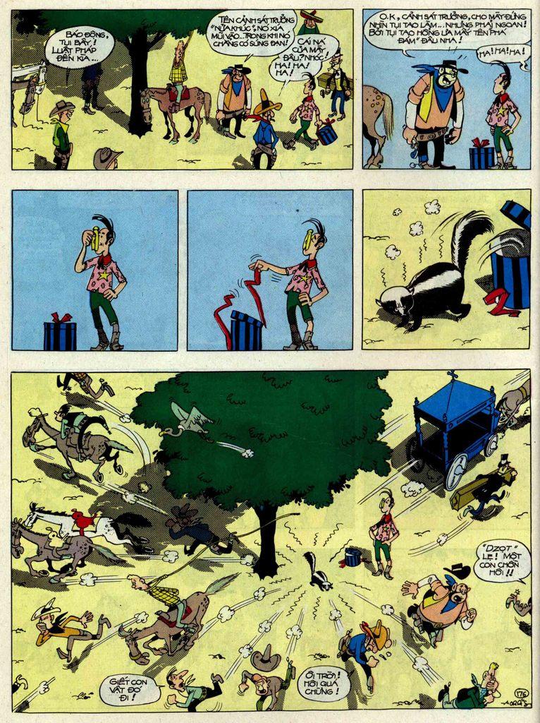 Lucky Luke tập 48 trang 6