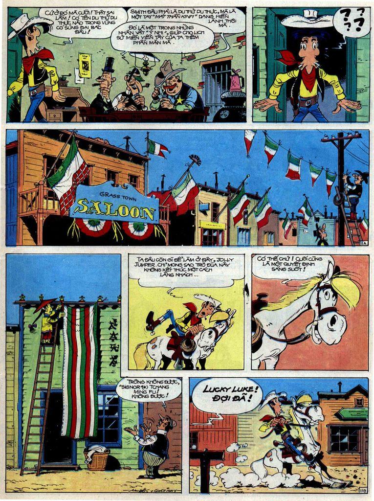 Lucky Luke tập 47 trang 11