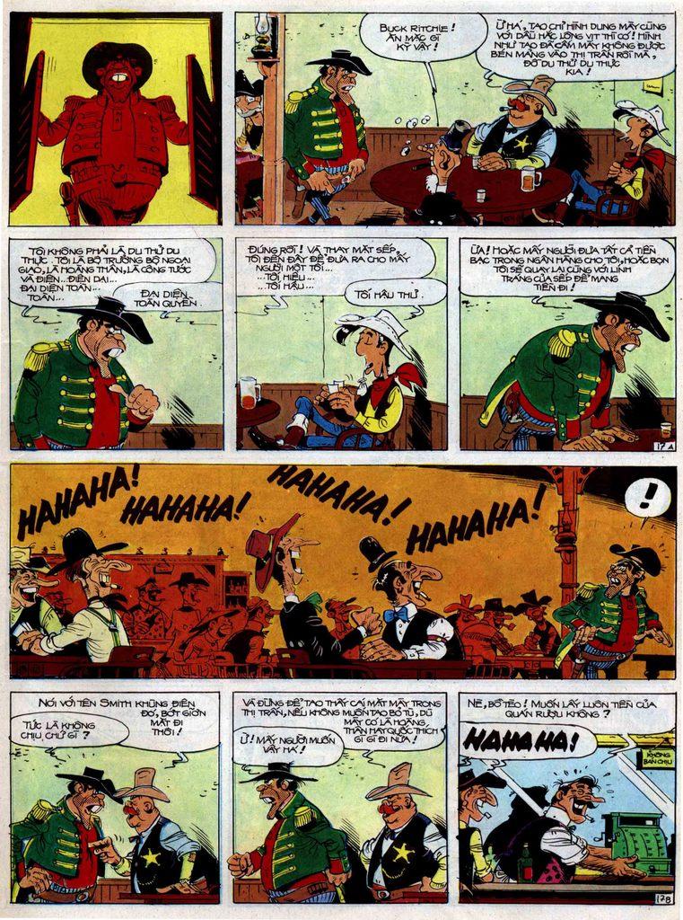 Lucky Luke tập 47 trang 17