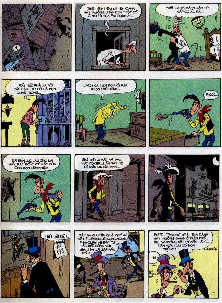 Lucky Luke tập 48 trang 13