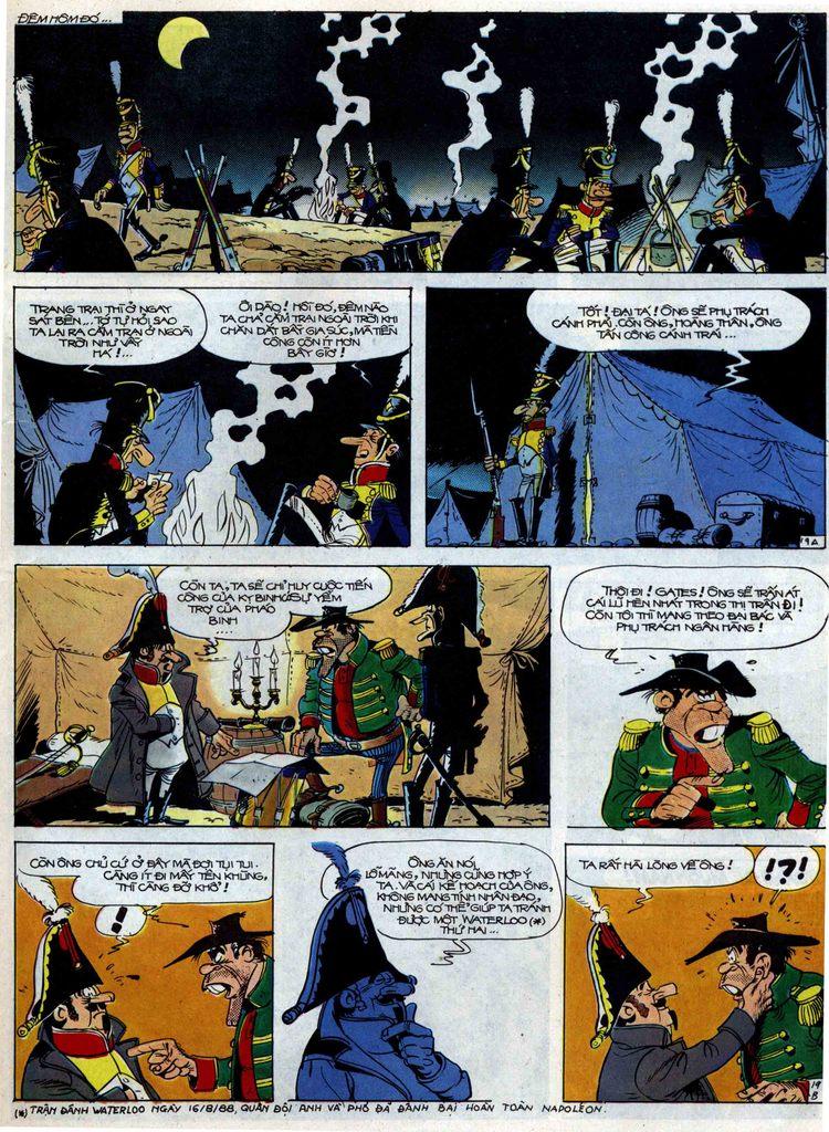 Lucky Luke tập 47 trang 19