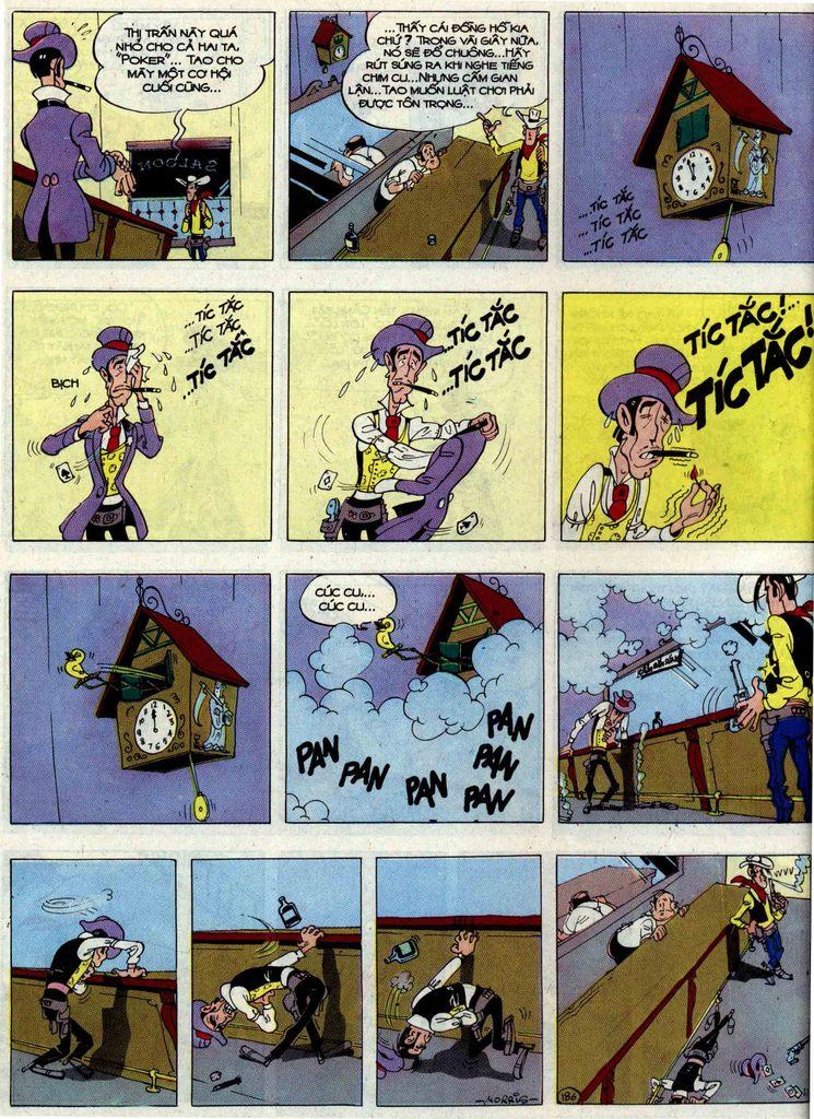Lucky Luke tập 48 trang 16